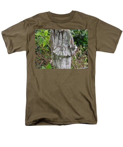 Barbwire Crown Men's T-Shirt  (Regular Fit) by Nick Kirby