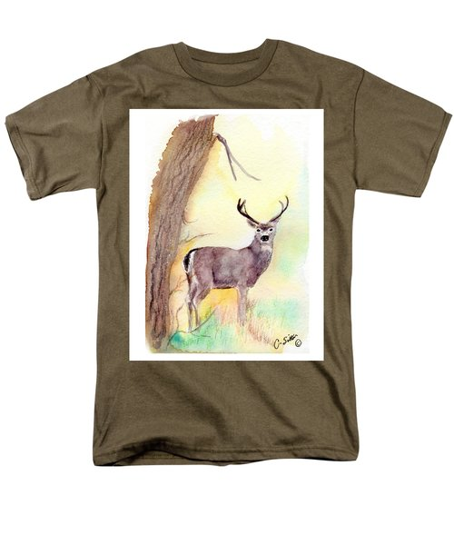Be A Dear Men's T-Shirt  (Regular Fit) by C Sitton