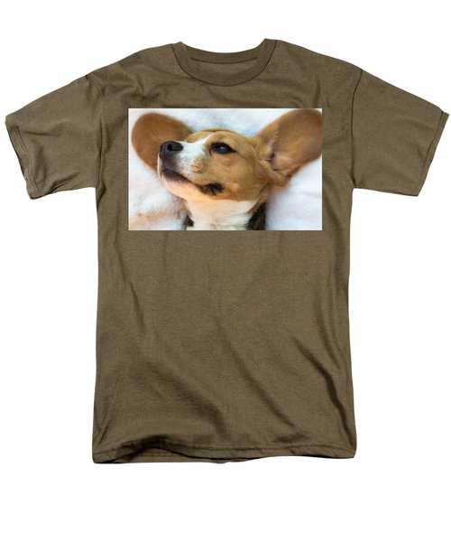 Beagles Dreams Men's T-Shirt  (Regular Fit) by Eti Reid