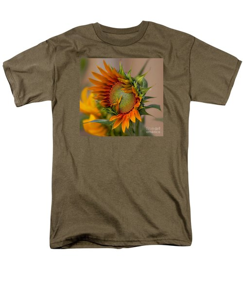Beautiful Sunflower Men's T-Shirt  (Regular Fit) by John  Kolenberg