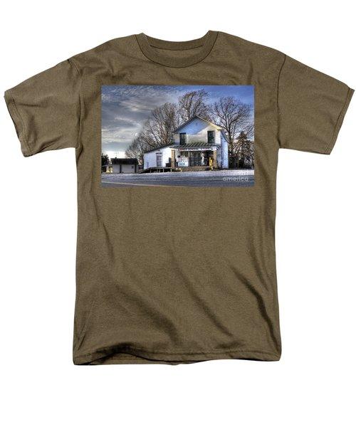 Before Walmart Men's T-Shirt  (Regular Fit) by Benanne Stiens