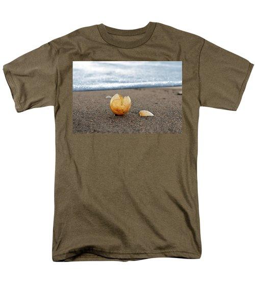 Beginnings Men's T-Shirt  (Regular Fit) by Laura Fasulo