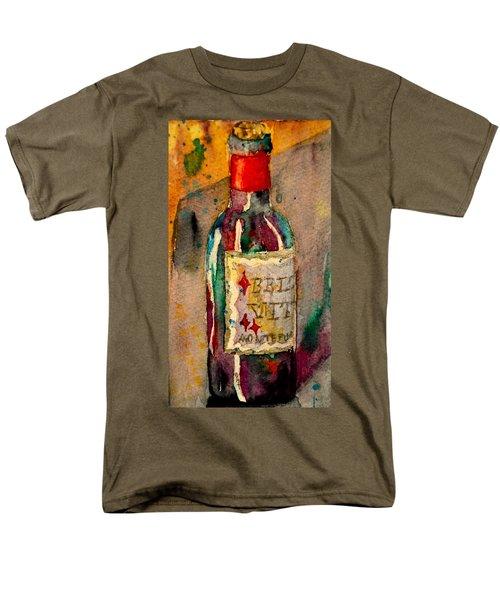 Bella Vita Men's T-Shirt  (Regular Fit) by Beverley Harper Tinsley