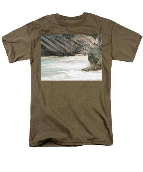 Bermuda Beach Men's T-Shirt  (Regular Fit)
