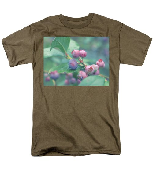 Men's T-Shirt  (Regular Fit) featuring the photograph Berries For You by Rachel Mirror