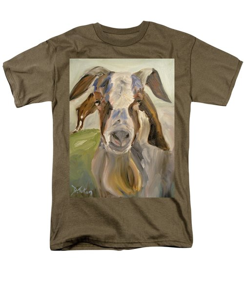 Men's T-Shirt  (Regular Fit) featuring the painting Billy by Donna Tuten