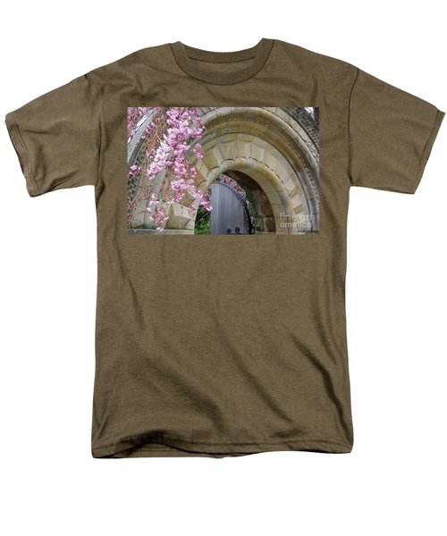 Men's T-Shirt  (Regular Fit) featuring the photograph Bishop's Gate by John S