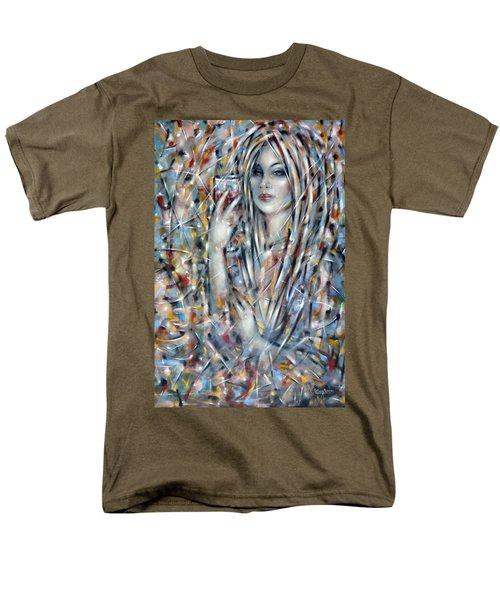 Bitter Sweet 270610 Men's T-Shirt  (Regular Fit) by Selena Boron