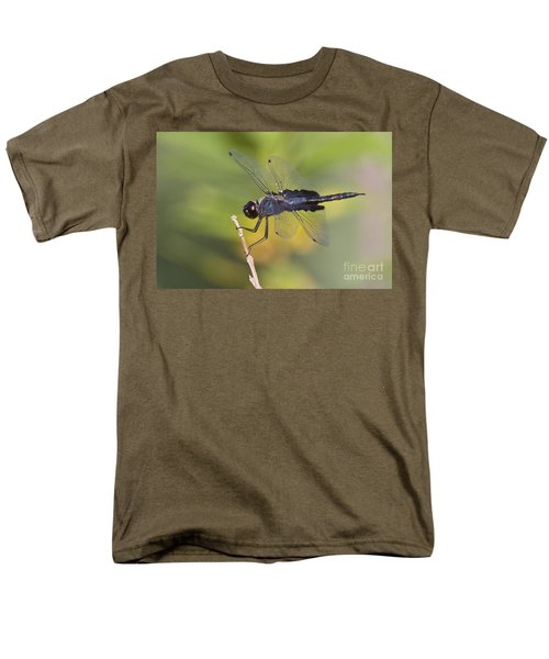 Men's T-Shirt  (Regular Fit) featuring the photograph Black Saddlebags by Bryan Keil