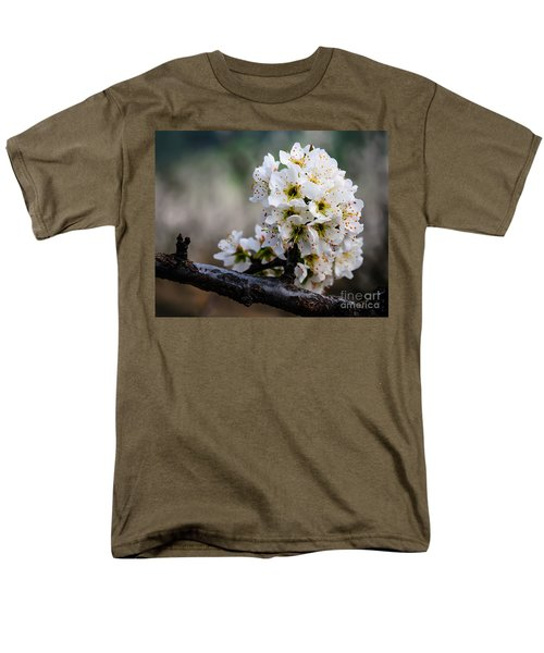 Blossom Gathering Men's T-Shirt  (Regular Fit) by Terry Garvin