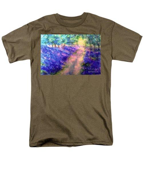 Bluebell Woods Men's T-Shirt  (Regular Fit) by Hazel Holland