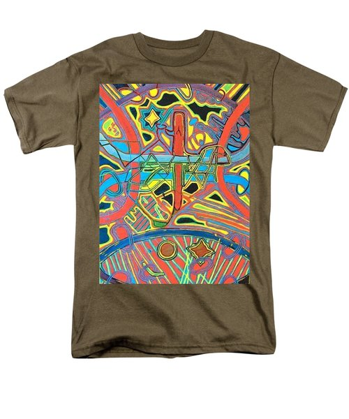 Blueberry Eclipse Men's T-Shirt  (Regular Fit) by Jonathon Hansen