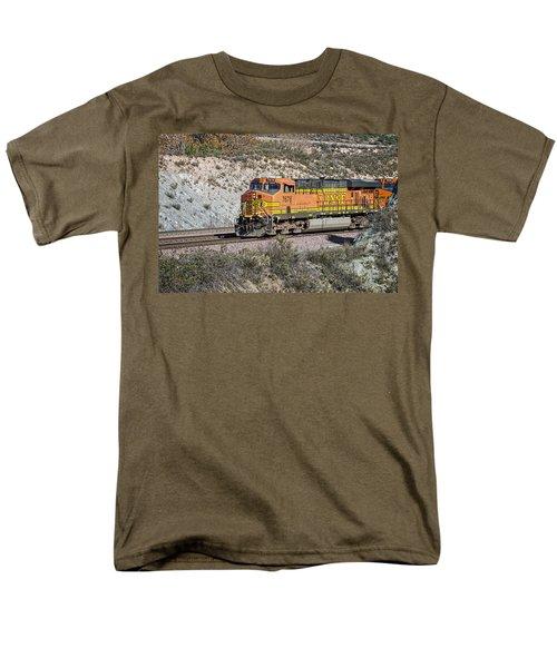 Bn 7678 Men's T-Shirt  (Regular Fit) by Jim Thompson