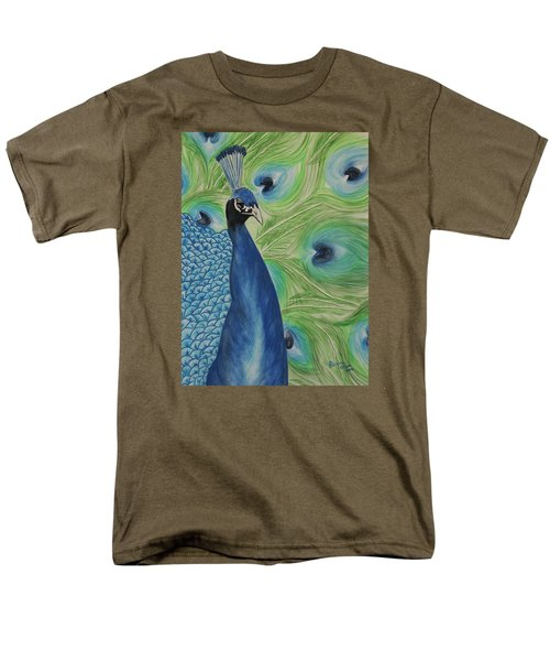 Boldly Beautiful Men's T-Shirt  (Regular Fit) by Patricia Olson