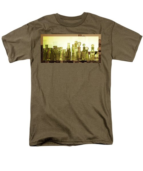 Men's T-Shirt  (Regular Fit) featuring the photograph Bottled Light by Holly Kempe