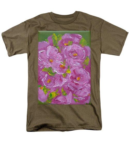 Bouquet Men's T-Shirt  (Regular Fit) by Judith Rhue