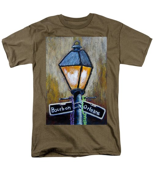 Bourbon Light Men's T-Shirt  (Regular Fit) by Suzanne Theis