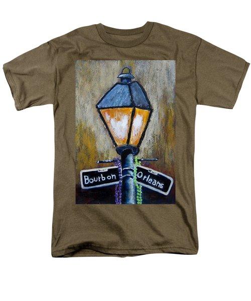 Bourbon Light Men's T-Shirt  (Regular Fit)