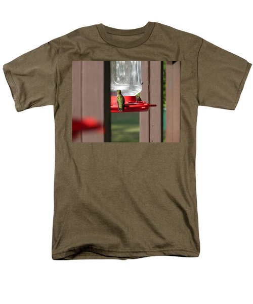Men's T-Shirt  (Regular Fit) featuring the photograph Breakfast  by Nick Kirby
