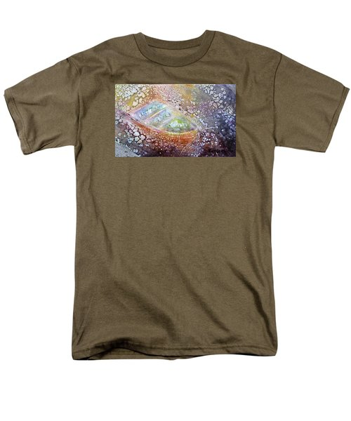 Bubble Boat Men's T-Shirt  (Regular Fit) by Kathleen Pio