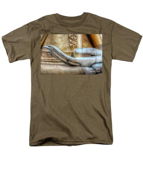 Buddha's Hand Men's T-Shirt  (Regular Fit)