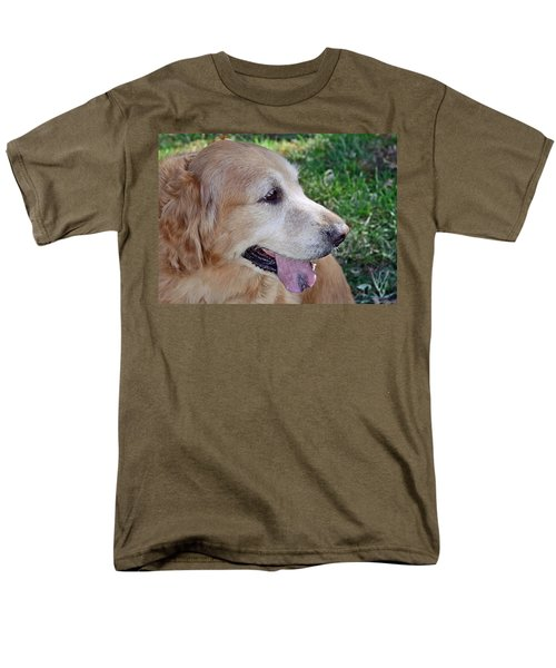 Men's T-Shirt  (Regular Fit) featuring the photograph Buffie by Lisa Phillips