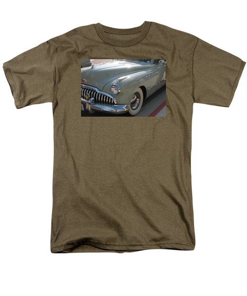 Men's T-Shirt  (Regular Fit) featuring the photograph Buick Roadmaster by Connie Fox