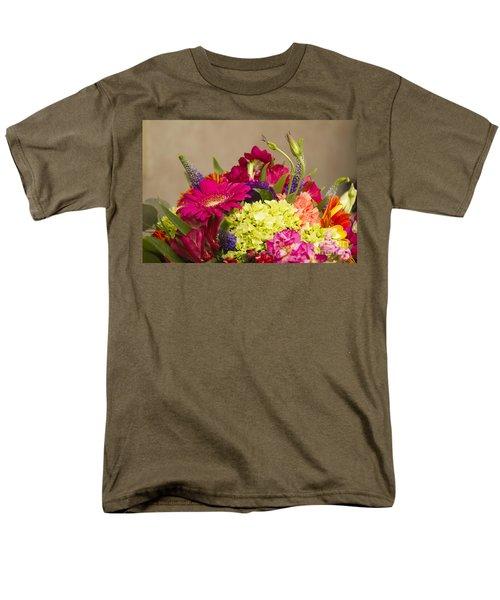 Burns 7376 Men's T-Shirt  (Regular Fit) by Alycia Christine