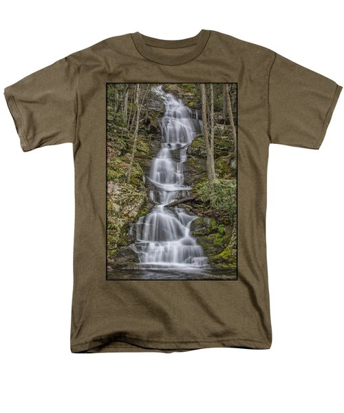 Buttermilk Falls Men's T-Shirt  (Regular Fit)