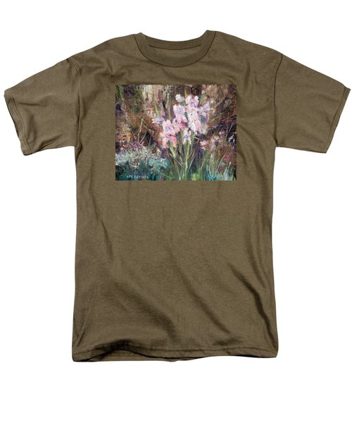 By The Side Of The Road Men's T-Shirt  (Regular Fit) by Lee Beuther