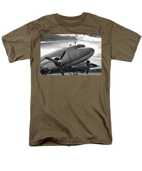 C-47 Skytrain Men's T-Shirt  (Regular Fit) by Guy Whiteley