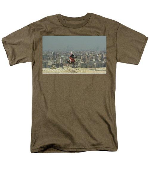 Men's T-Shirt  (Regular Fit) featuring the photograph Cairo Egypt by Jennifer Wheatley Wolf