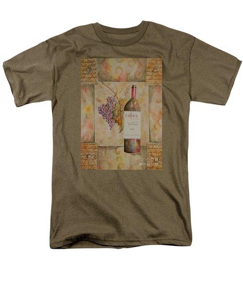 Calais Vineyard Men's T-Shirt  (Regular Fit)