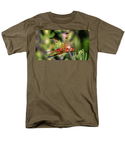 Calico Pennant Men's T-Shirt  (Regular Fit) by Rob Sellers