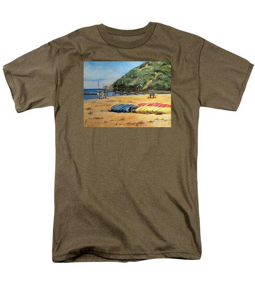 Camp Del Corazon  Men's T-Shirt  (Regular Fit) by Lee Piper