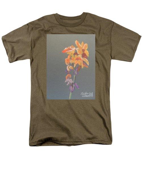 Canna Men's T-Shirt  (Regular Fit) by Pamela  Meredith