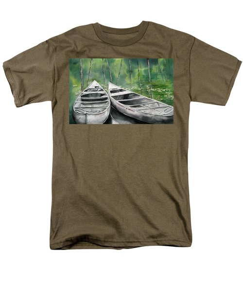 Canoes To Go Men's T-Shirt  (Regular Fit)