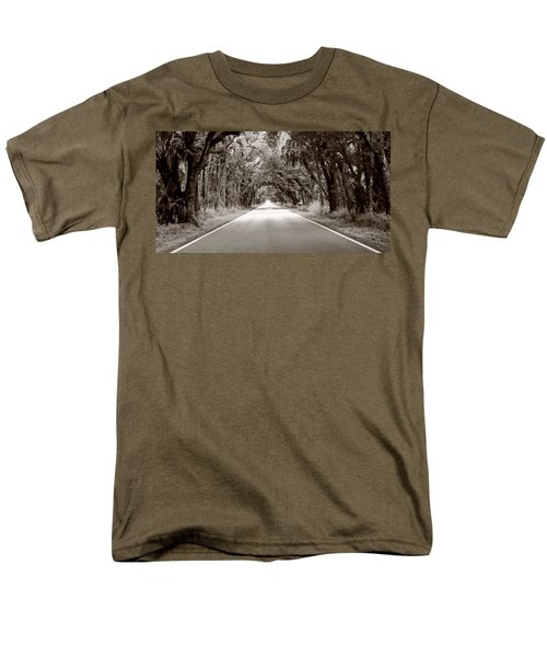 Canopy Of Trees Men's T-Shirt  (Regular Fit) by Bill Howard