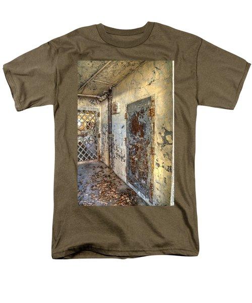 Chain Gang-2 Men's T-Shirt  (Regular Fit) by Charles Hite
