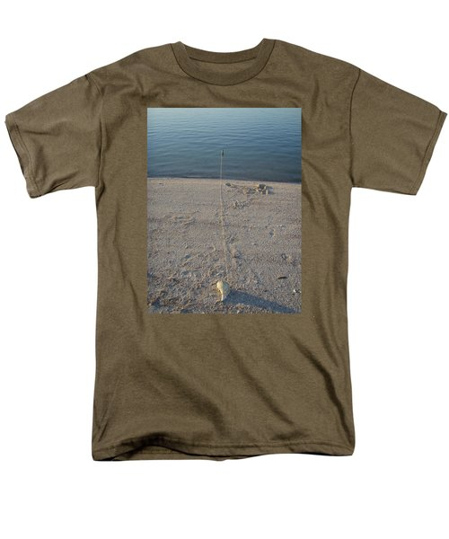 Men's T-Shirt  (Regular Fit) featuring the photograph Champagne Chillin by Robert Nickologianis