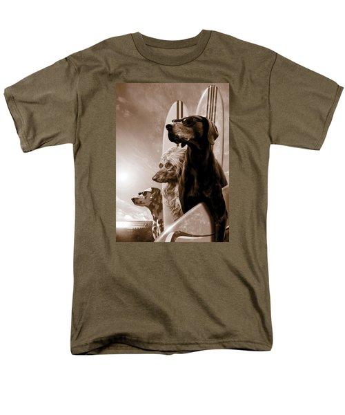 Changes Men's T-Shirt  (Regular Fit) by Garry Walton