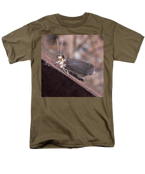 Chauliodes Men's T-Shirt  (Regular Fit) by Rob Sellers