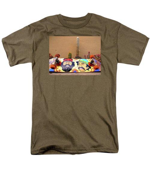 Cheech N Chong  Men's T-Shirt  (Regular Fit) by John King