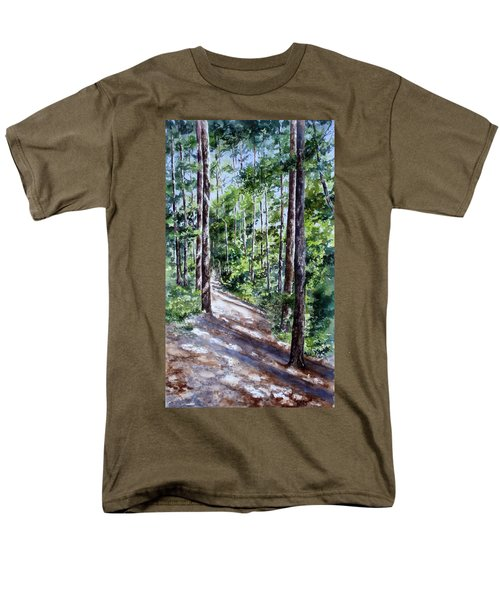 Cheraw Trail Men's T-Shirt  (Regular Fit)
