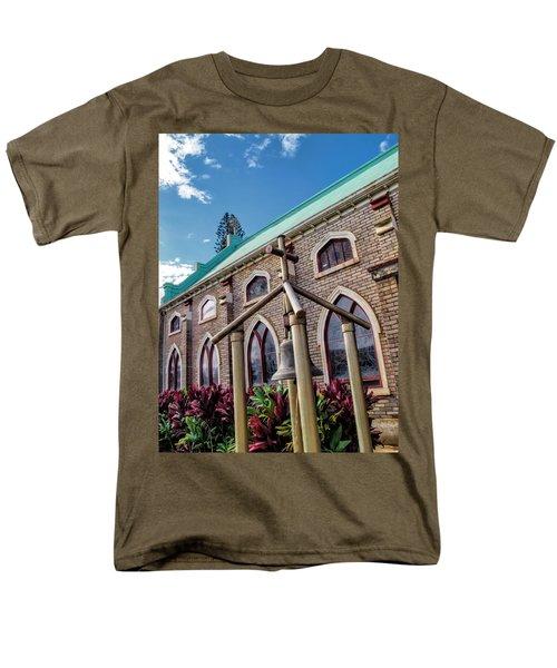 Men's T-Shirt  (Regular Fit) featuring the photograph Church 5 by Dawn Eshelman