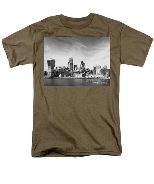 City Of London  Men's T-Shirt  (Regular Fit) by Pixel Chimp