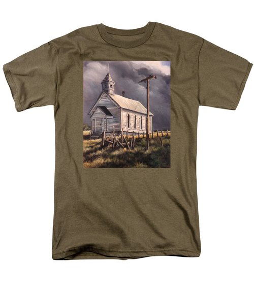 Closed On Sundays Men's T-Shirt  (Regular Fit) by Donna Tucker