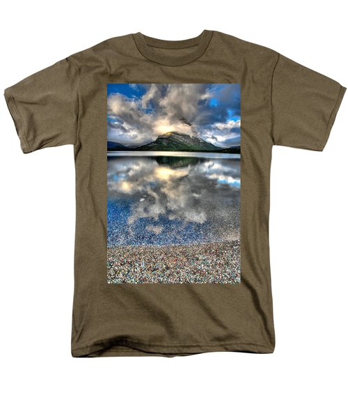 Men's T-Shirt  (Regular Fit) featuring the photograph Cloud Catcher by David Andersen