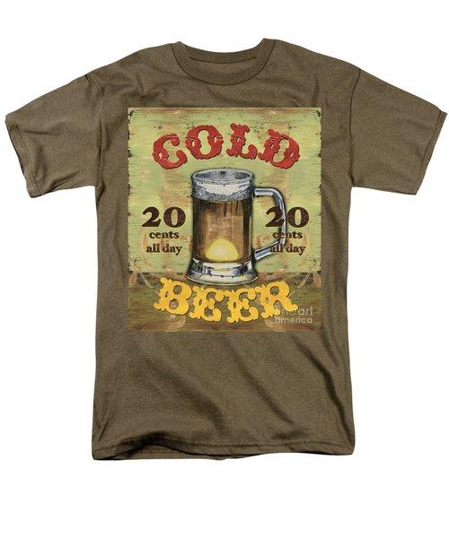 Cold Beer Men's T-Shirt  (Regular Fit)