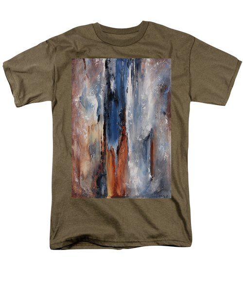 Color Harmony 06 Men's T-Shirt  (Regular Fit) by Emerico Imre Toth